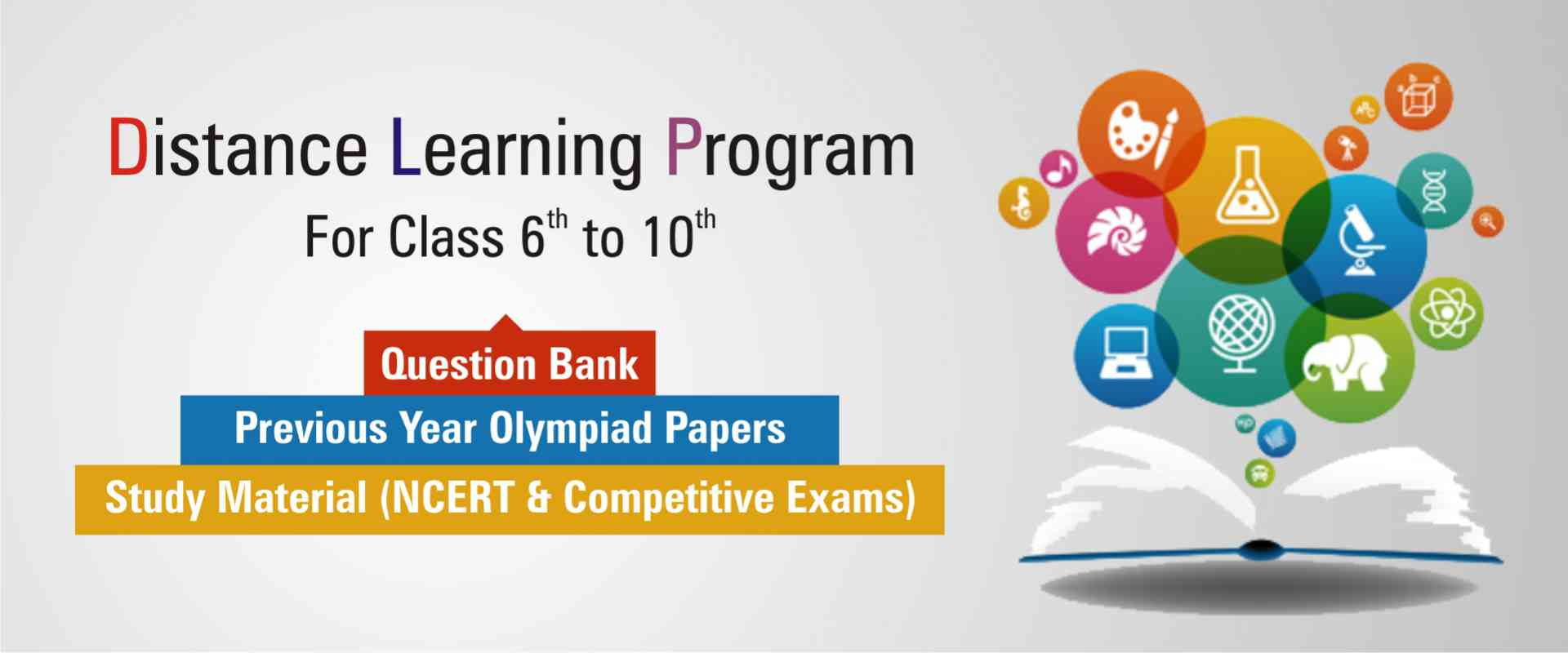 Distance Learning Program