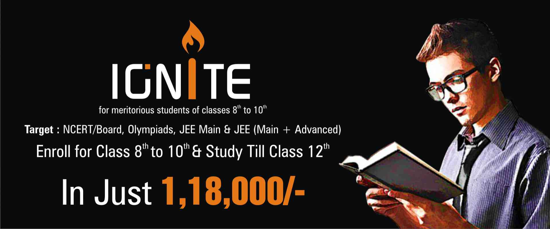 IGNITE PROGRAM FOR MERITORIOUS STUDENT 8th to 10th