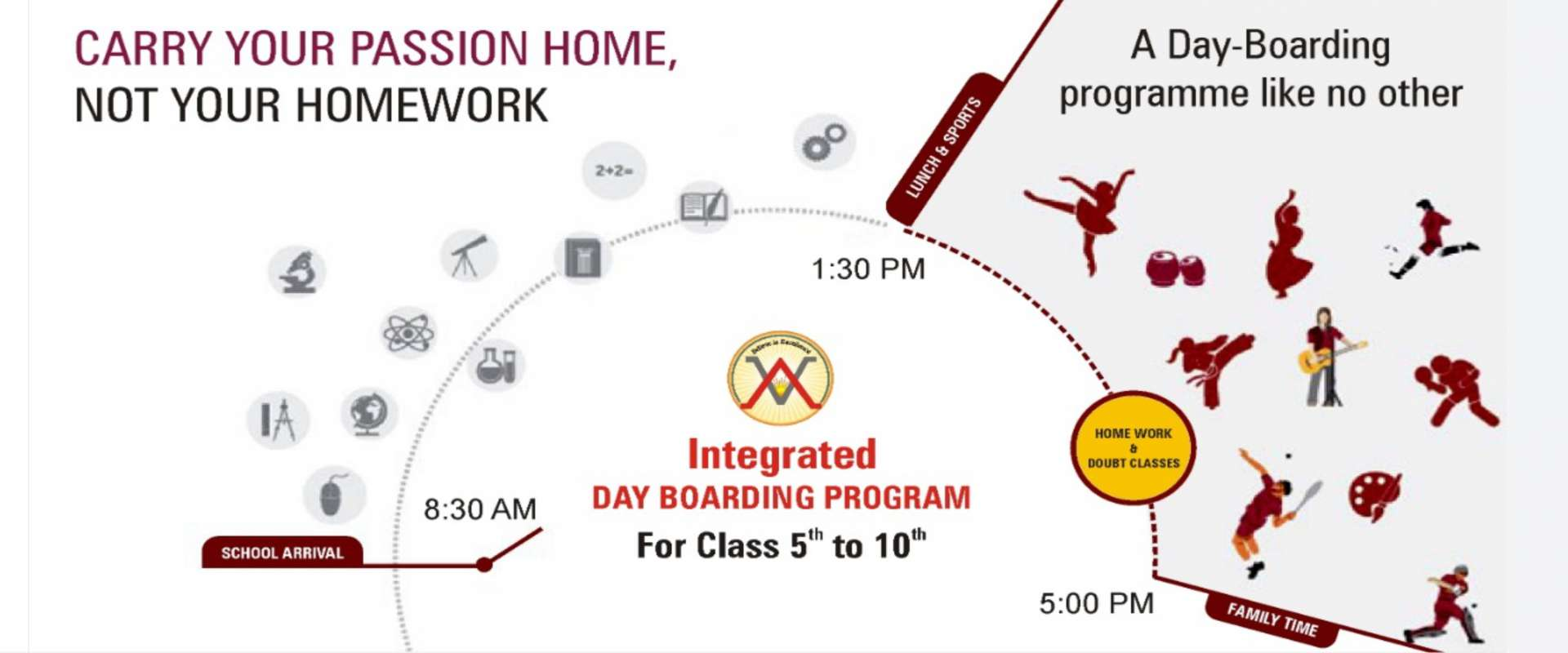 Integrated Day-Boarding Program